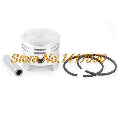Tom de prata 10 mm diâmetro Dia Piston Pin Set anel substituição de parte para Compressor de ar(China (Mainland))