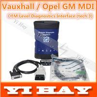 New design Vauxhall / Opel  MDI (Tech 3) OEM Level Diagnostics Interface support Global TIS, GDS 2, Tech2Win software