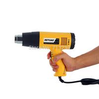 RETUNE RT-883 1800W Dual High and Low Constant Temperature Electric Hot Air Gun Heat Gun Air Tools
