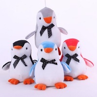 20CM Penguin Doll Small Pendant Cute Plush Toys Wedding Gifts PP Cotton Comfortable Plush Doll for Children Free Shipping