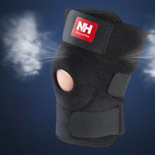 1PC NatureHike Football Basketball Volleyball Black Durable Knee Shin Protector Guard Pad Kneepad Black(China (Mainland))