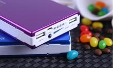 30000mAh  Power Bank Universal Portable Charger External Backup Powerbank For iphone Samsung Xiaomi Android Smartphone (China (Mainland))