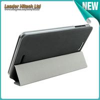 Original CHUWI VI8 case ultra slim PU leather Solid Folding Folio case protective tablet  Case Cover stand VI8  free shipping