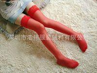 High elastic adult-novelty Silk socks Fishnet socks with lace Hosiery stocking