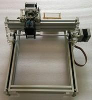 300mw Blue Violet Laser Engraving Machine Mini DIY Laser Engraver IC Marking Printer Carving Size 17*20CM