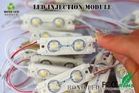 2015 high quality led module !!! 2LEDS  IP67 DC12v   SMD5050 led module