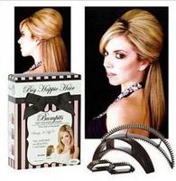 5 Pcs/set Bumpits Big Happie Hair Volumizing Inserts Pump Beauty Clip Styling Tool Gift