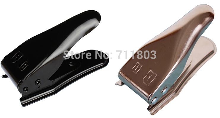 2 in 1 Nano Micro Dual SIM Card Cutter For iPhone 4 4S 5 5S 5C Samsung Nokia Sony