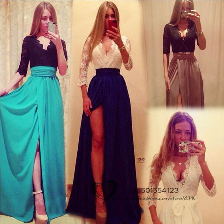 Платья Длинные 2015 Доставка
