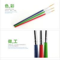 Lovely cute 3pcs Nail Art Design DIY Drawing Painting Striping UV Gel Pen Brush Set  zl SA169