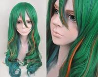 Yowamushi Pedal Anime Makishima Yusuke Cosplay Wig Hair