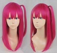 Magi: The Labyrinth of Magic Anime Morgiana Cosplay Wig Red Hair