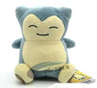 Free Shipping Pokemon Plush Toy Pokemon Snorlax Doll Soft Stuffed Animal Doll Kid Gift