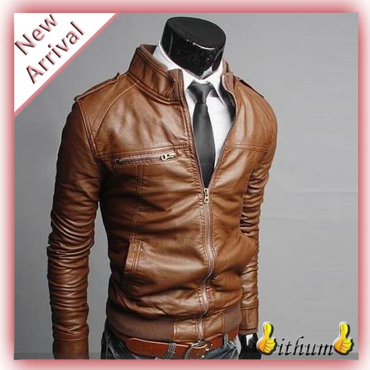 Мужские изделия из кожи и замши Brand New 2015 584HZ85200 мужские изделия из кожи и замши brand new 2015 coatspu 6xl 584hz105220