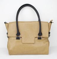 2015 Nice stylel PU Leather bags women messenger bag Shoulder Crossbody Bags free shipping H072 khaki