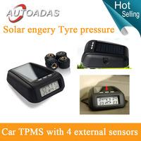 car tpms 4 external sensors android bluetooth tyre pressure tpms psi tyre pressure monitoring system psi bar  Diagnostic Tools