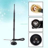 WiFi антенна 20dbi 2.4g беспроводной rp-sma антенна wifi руля для pci карты usb модем el3187