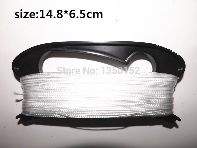 black kite handles with 100meters nylon lines(China (Mainland))