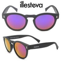 2015 New Fashion Illesteva Sunglasses Brand Designer Women Vintage Retro Round Sun Glasses female Oculos Illesteva Free Shipping