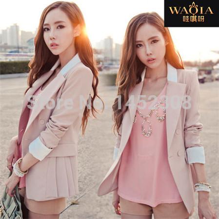 Женский пиджак WAQIA 2015 OL
