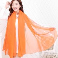 2015 New Arrive Fashion scarf Female models chiffon Infinity scarf super long scarf Women Scraves