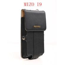 Universal Original Remax Leather Case for MIZO I9 mobile phone MTK6592 Octa Core 5.0 inch celular Smartphone, Free Shipping