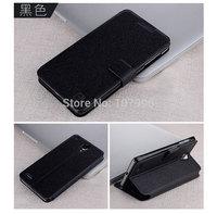 New Lenovo S890 Case Lenovo S890 Leather Phone Bag S890 Luxury Flip Case Cover For Lenovo S890 Silk Leather Wallte Case Cover
