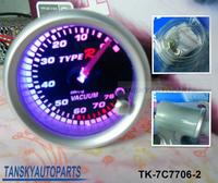 Free shipping  -( H Q ) 7 COLOR Vacuum GAUGE TK-7C7706-2