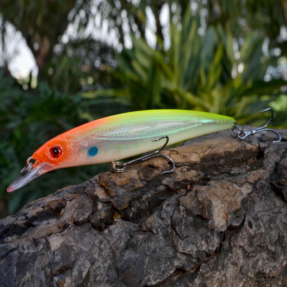 Приманка для рыбалки OEM 1 14g 11 3D Pesca 2m multi/corlors