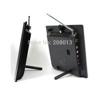 GADMEI PL8006 800x600 Pixels 8-inch Mini TFT LCD Portable TV Monitors With VGA Port Computer Monitor Black MINI TV
