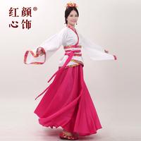 Costume hanfu female thickening female hanfu costume clothing hanfu national clothing