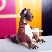 "Lovely Cartoon ""ICE AGE 4"" Image, Amusing Scrat Stuffed Plush Toy Film animation Free shippin  The real thingg The dinosaur"