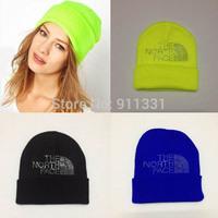 Wholesale New Autumn winter Hip Hop Hat Gorro Beanies Caps Fashion Crystal Leisure Sport Knitting Cap For Women Men LB1039