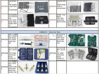 Ebook, Catalog For Locksmith Tool;Format include PDF