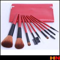New 9PCS Makeup Brushes Set Eye brushes set eyeliner eye shadow eyeshadow Mascara Blending Pencil Brush Make up Brushes