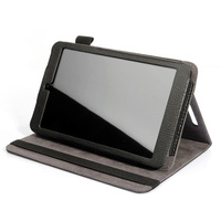 CSCASES Factory PU Leather stand book-style cover case for Asus memopad 8 ME180A e-reader ebook e-read shell cases for M180A