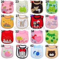 32 Design U Choose! Carters Baby Bibs Burp Cloths Baby Girl Boy Infant Waterproof Saliva Newborn Feeding Alivmenino Menina