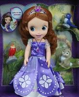 princess Sofia with animal friends doll toy Sofia the first girls