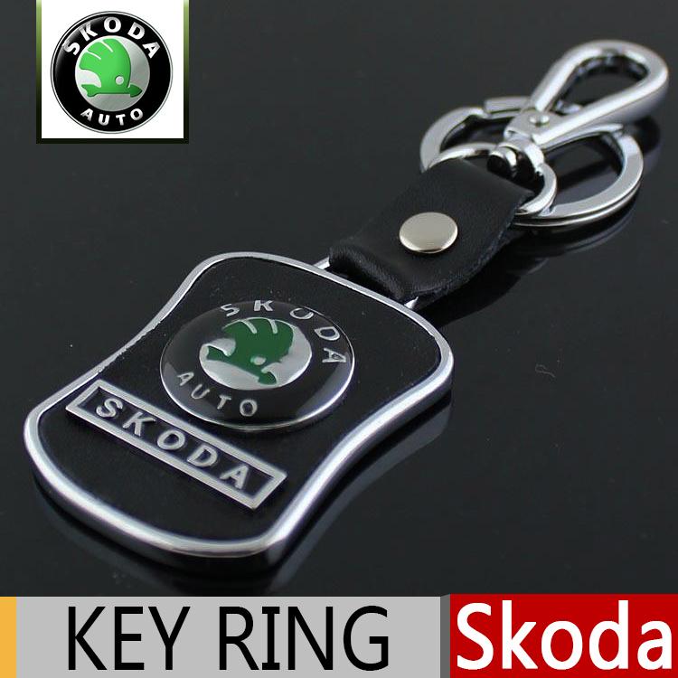 Брелок для ключей Langens + Skoda Octavia 5 1 2 fabia