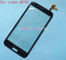 Jiake JK720 100% Original Brand New Touch Screen Glass Panel For Jiake 720 5.0 inch MTK6592 Octa core Smartphone White Black