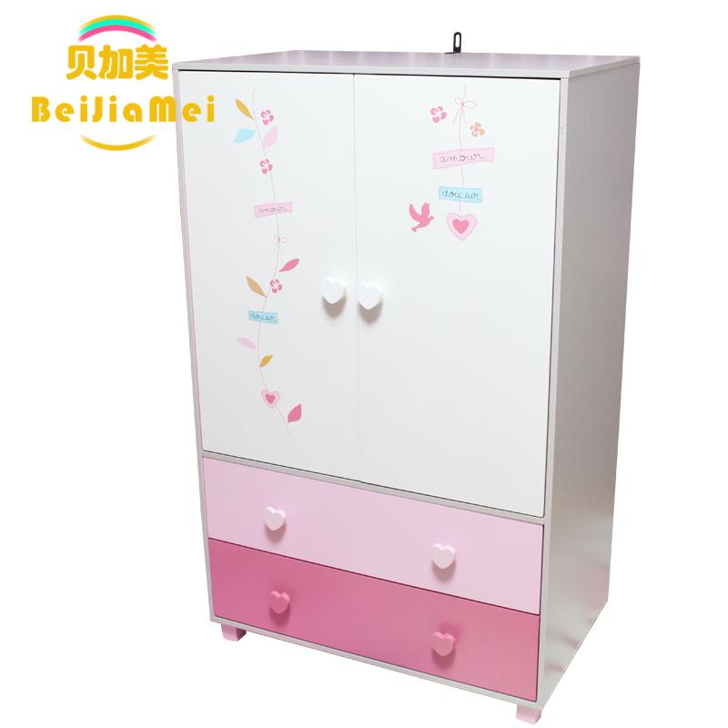 Bega us enfants ikea armoire fille princesse chambre minimaliste deux mignon - Armoire fille princesse ...