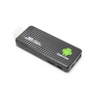 10 pcs / lot TV BOX MK809 III Rockchip RK3188 T Quad Core Cortex A9 Androind 4.4.2 Kitkat Stick 2GB RAM 8GB ROM 1.6GHz MINI PC
