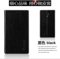 Brand New Genuine Leather Case Cover For Samsung GALAXY Core Lite G3589W ltra Slim Phone Protective bag