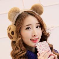 claw earcap female winter lovely Korean winter ear ear package warm fashion rabbit ears cartoon earmuffs