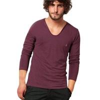 Alll saints i jixin ling male long-sleeve T-shirt 100% cotton basic shirt male fashion brief
