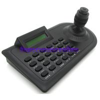 4D 4Axis PTZ Joystick RS-485 Keyboard Controller One-Bar Control LCD Display For HD CCTV DVR Camera #MV2861
