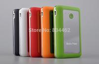 8400mah Flashlight Dual USB Output Portable Backup Battery Charger Power Bank YSLPY3