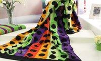 100% cotton bath towel 75x150cm 420g/pc bathroom products bathing gift DOTS