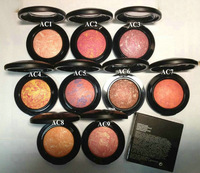 1pcs/lot New 9colors MINERALIZE blush 3.2g! free shipping !!!