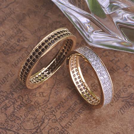 product Mechosen Men Women Bicyclic Engagement Ring Loki 18K Gold AAA CZ Diamond Punk Anel Aneis Hobbit Masculinos Anneau meus pedidos